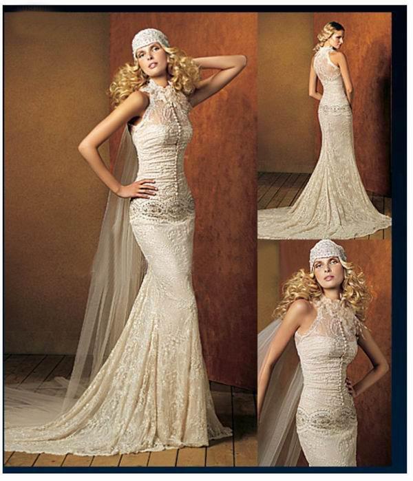 Kristine blogs new cute wedding dresses for Cute white wedding dresses
