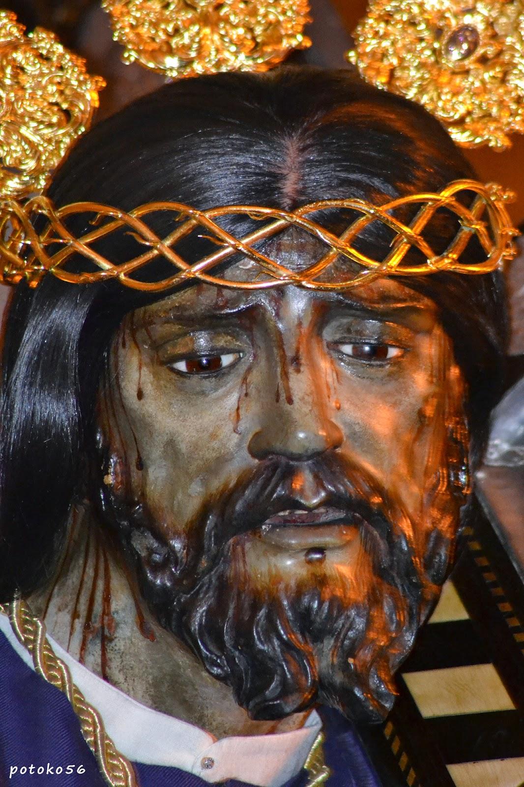 Semana Santa en Rota El Señor de Rota