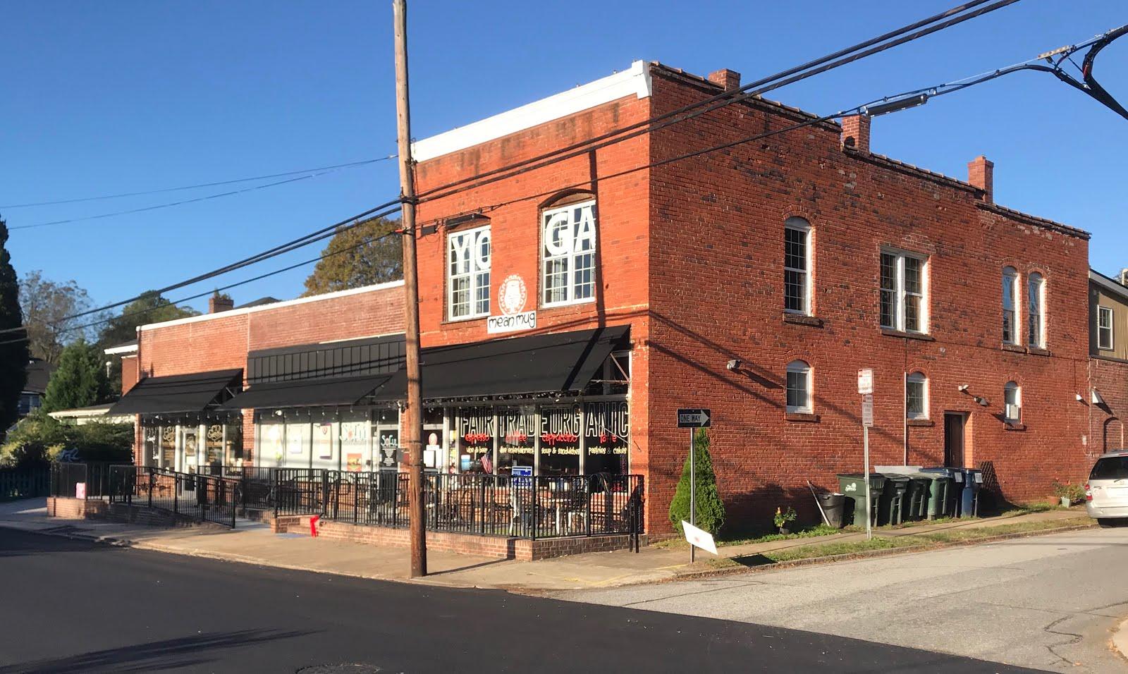 1024-1026 South Fulton Street, Salisbury NC 28144 ~ circa 1918 ~ $750,000