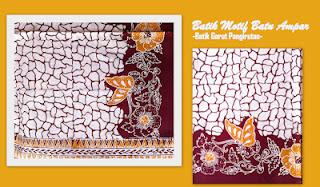 Model Batik Khas