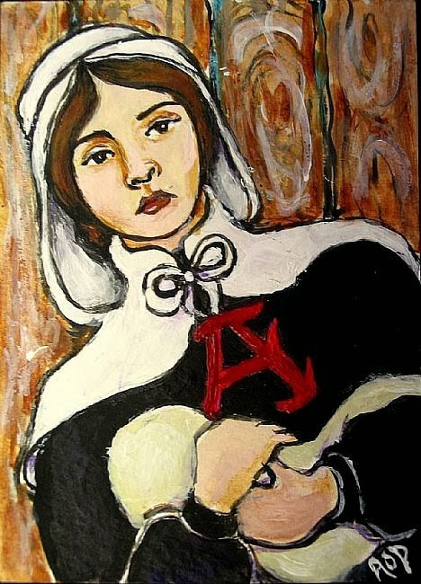 an analysis of the character of hester prynne in the novel the scarlet letter An analysis of main characters of the scarlet letter - an analysis of  letter。 the writer gives hester prynne much  the novel in the scarlet letter.