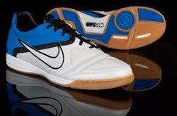CTR 360 Libretto White/Bluespark