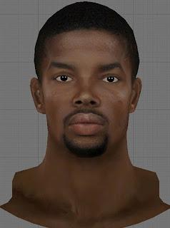 NBA 2K13 Aaron Brooks Cyberface Patch
