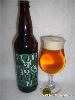 Stone Enjoy By 04.20.13 IPA