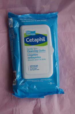 Cetaphil Gentle Skin Cleansing Cloth