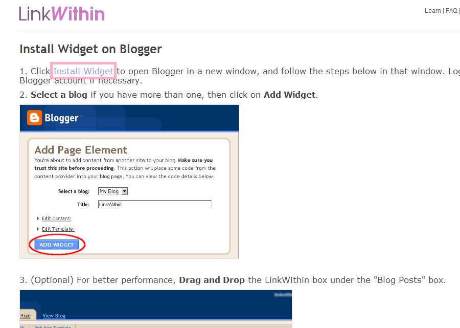 Como adicionar postagens relacionadas