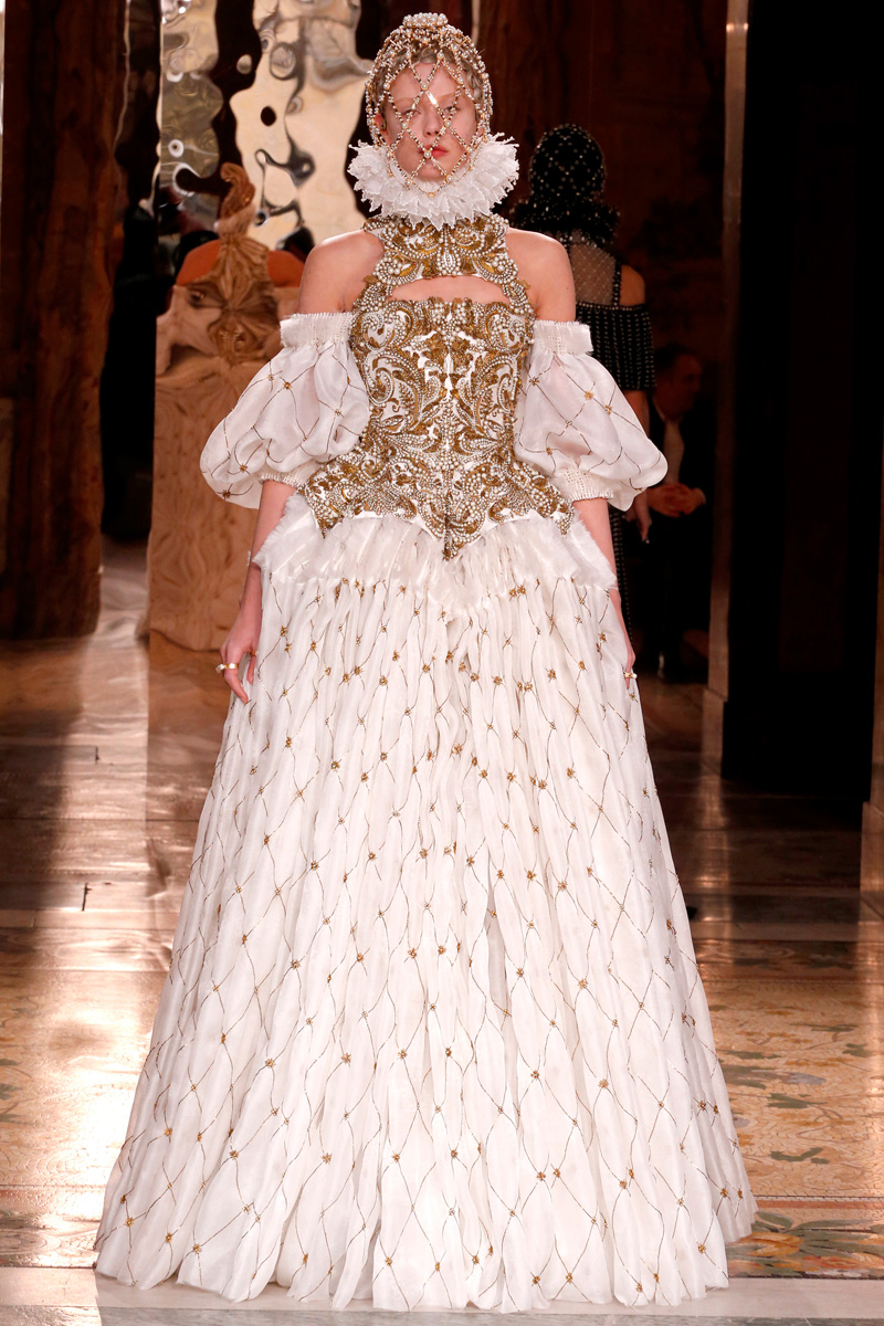 My beadialogy alexander mcqueen fall 2013 rtw for Mac alexander mcqueen