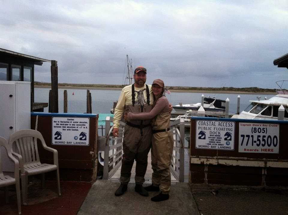Estero bay kayak fishing morro bay perch derby for Morro bay deep sea fishing