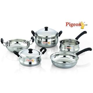 Pigeon cookware set online price