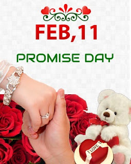 Cute Promise day sms, Promise day wishes sms, Promis eday 2016 shayari