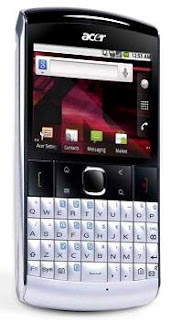 Android Touch Type QWERTY Phone BeTouch E210
