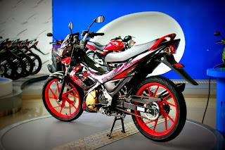 Daftar Harga Terbaru Motor Suzuki Oktober 2013