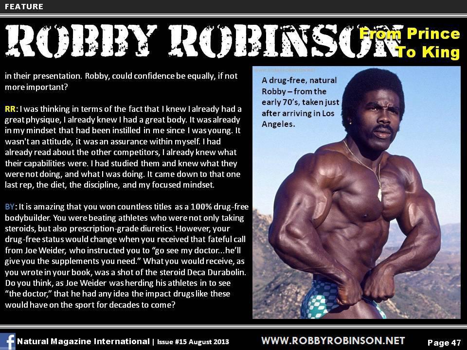 steroid bodybuilding vs natural
