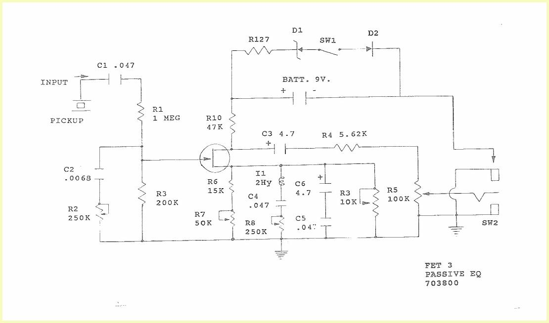 Ovation Preamp Schematic | Wiring Diagram on ovation 12 string, ovation tuners, ovation guitars, ovation applause, ovation bass,