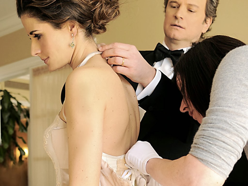 livia and colin firth the green carpet challengue gt fashion diary