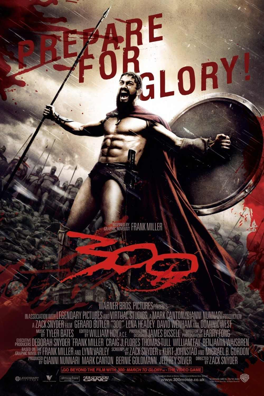 movies on demand: 300 (2006)