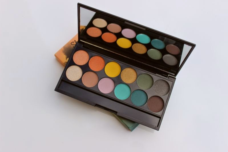 Sleek Make-Up Del Mar Volume 2 Palette