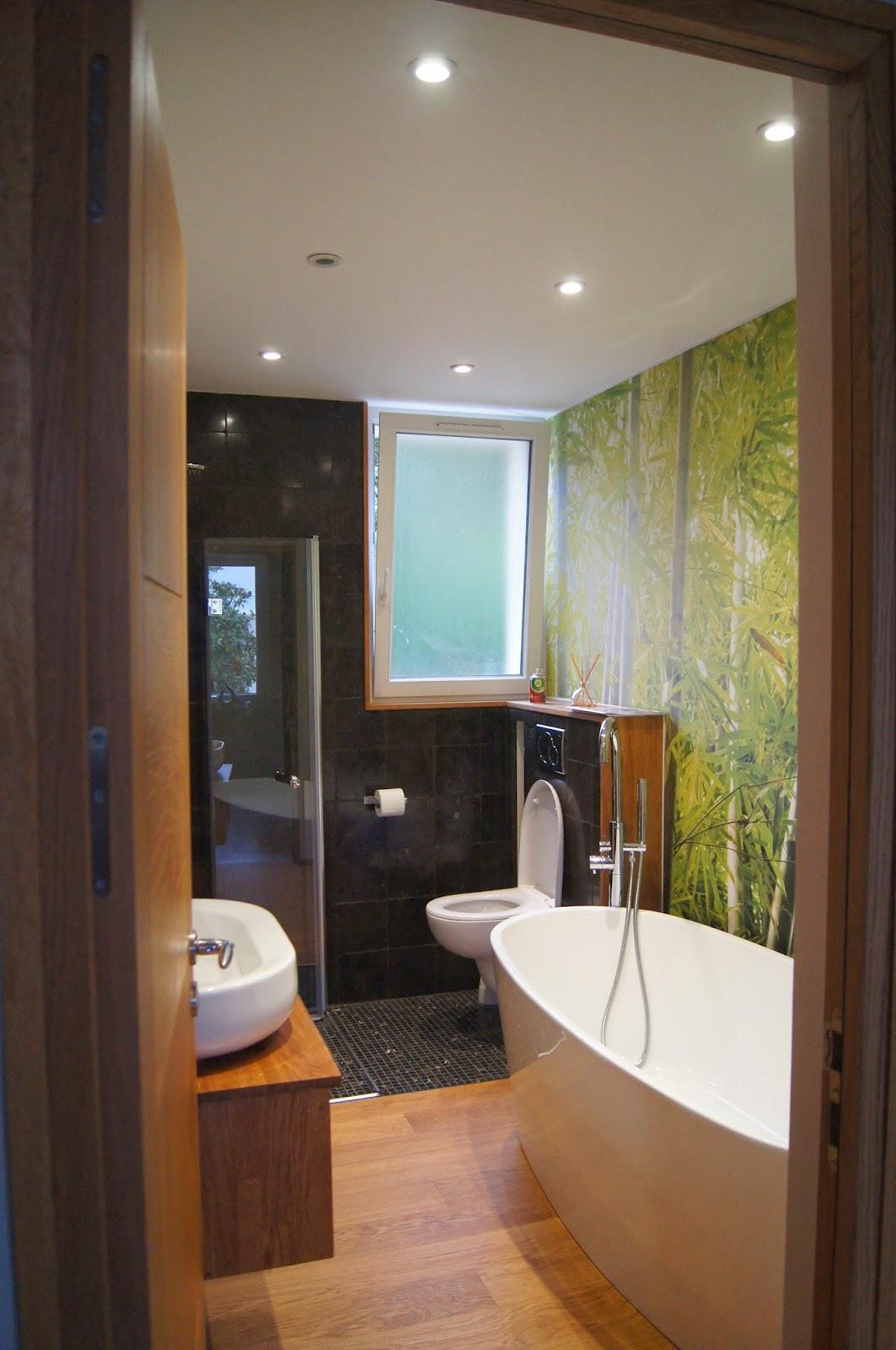 Michel le coz agencement & décoration: salle de bain exotique