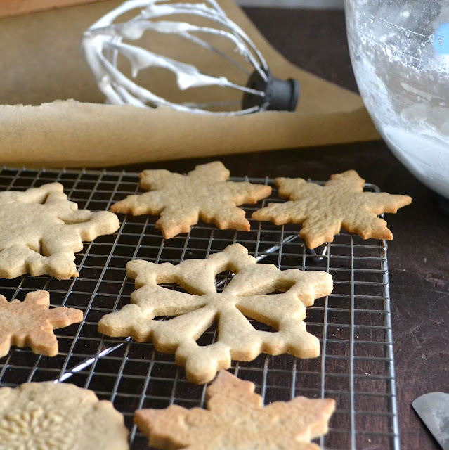 Dutch Spiced Cookies