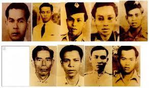 Beza peristiwa Rasulullah dan serangan komunis Bukit Kepong
