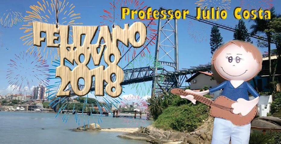 Professor Júlio Costa