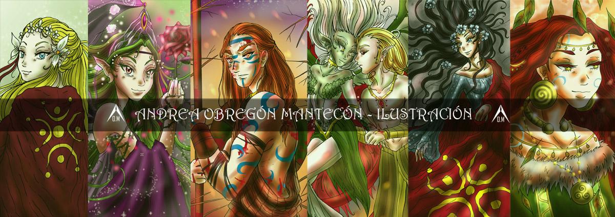 Andrea Obregón Mantecón - Ilustración en Cantabria