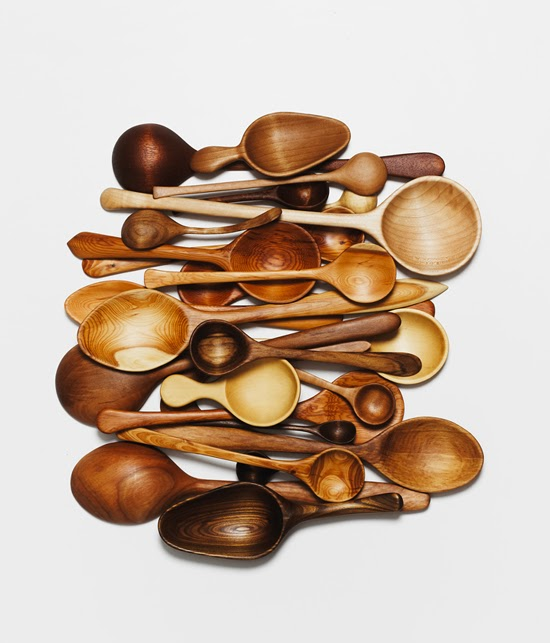 Wooden Spoon Makers ~ Moon to those that make wooden spoons
