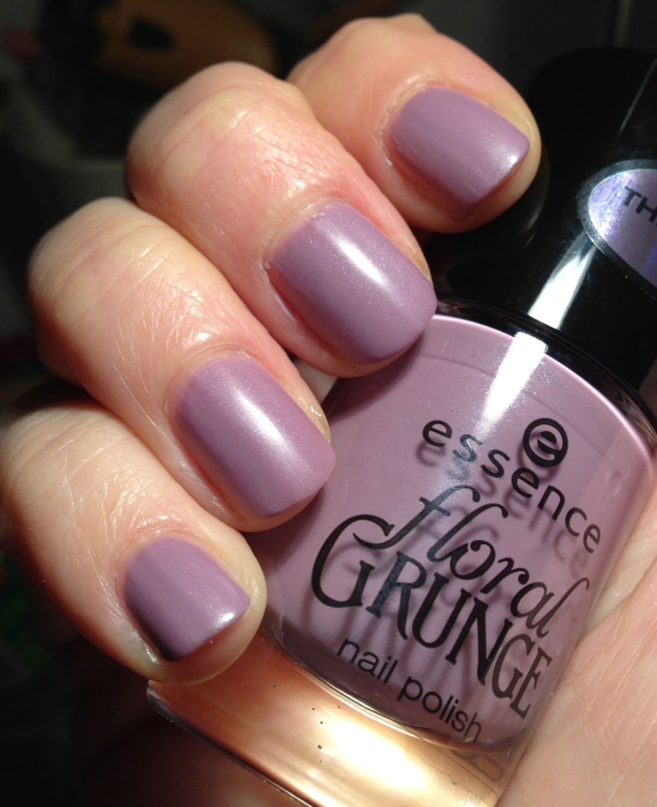 Polished Marvels: Black Cat Lacquer Lucky Star over Essence Madly ...