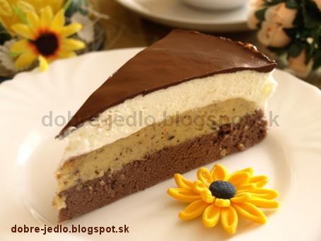 Jadranská torta - recepty