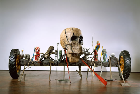 TCC Sculpture Blog: Jim Dine
