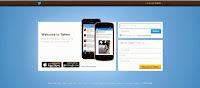 proses pendaftaran akun twitter