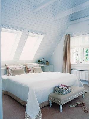 Blog de decora o arquitrecos quarto de casal cama na - Casa diez cortinas ...