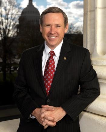 Senator Mark Kirk: Beware of the grinning fascist.