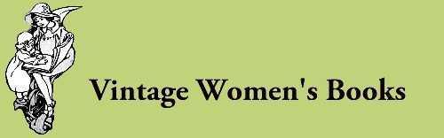 Vintage Women's Books