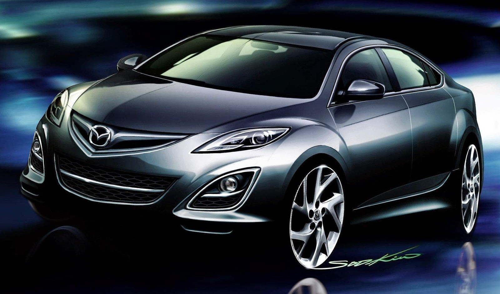 2015 mazda6 review. Black Bedroom Furniture Sets. Home Design Ideas