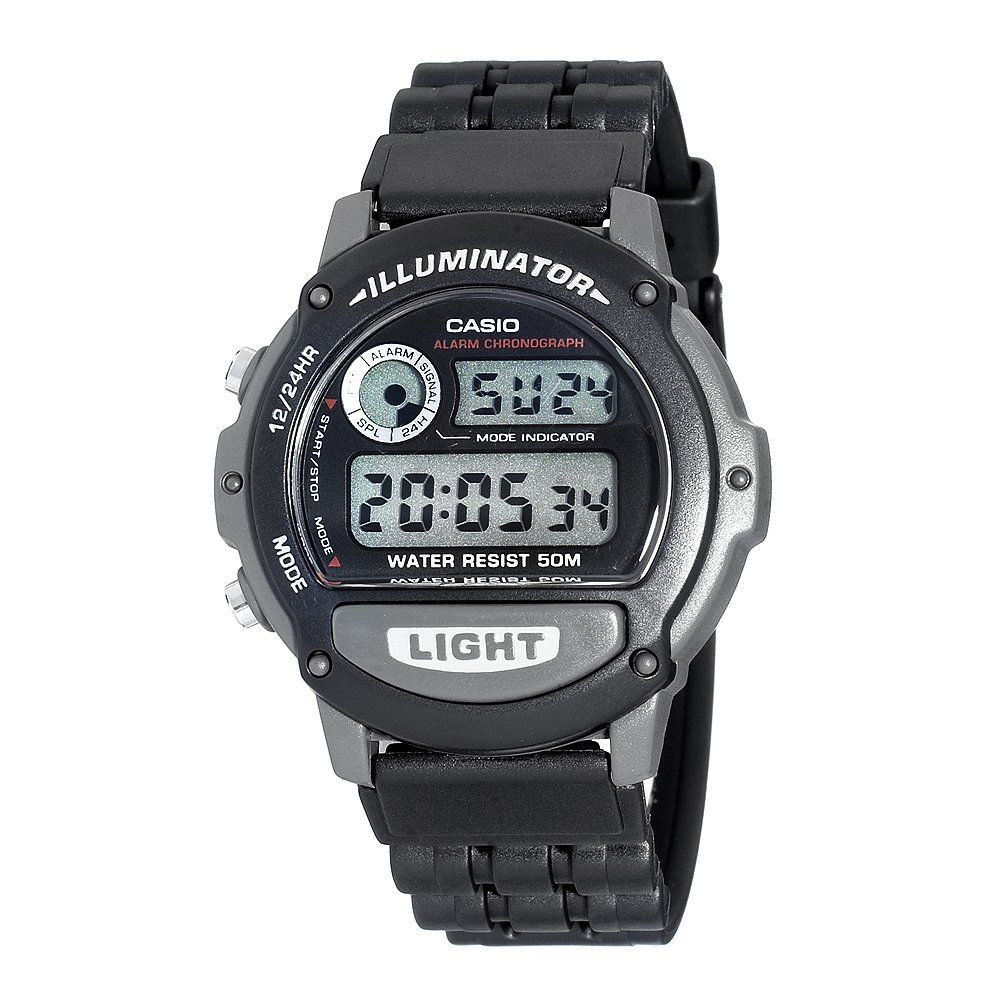 You Should Probably Know This  Casio Illuminator Watch