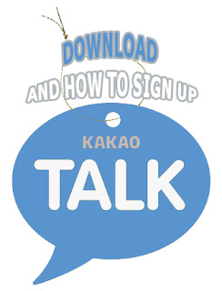 KakaoTalk Good Logo Download and Sigup