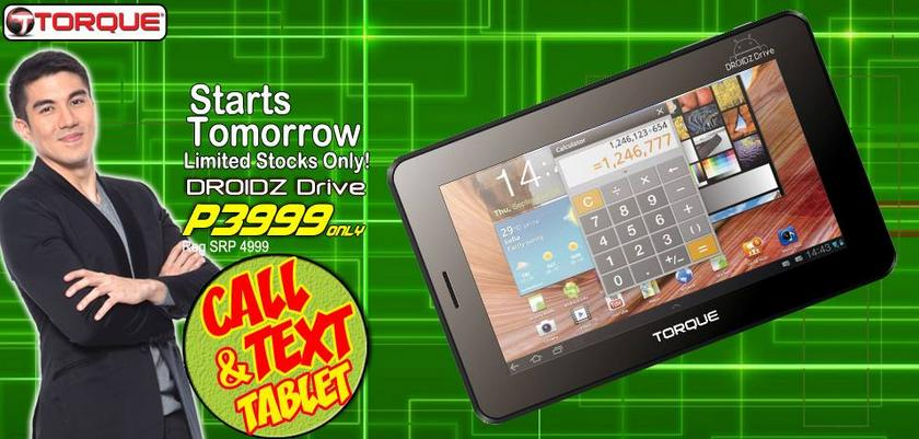 Top 7 Cheapest Call/Text Android Tablets with SIM/TV/3G in PH - 2014