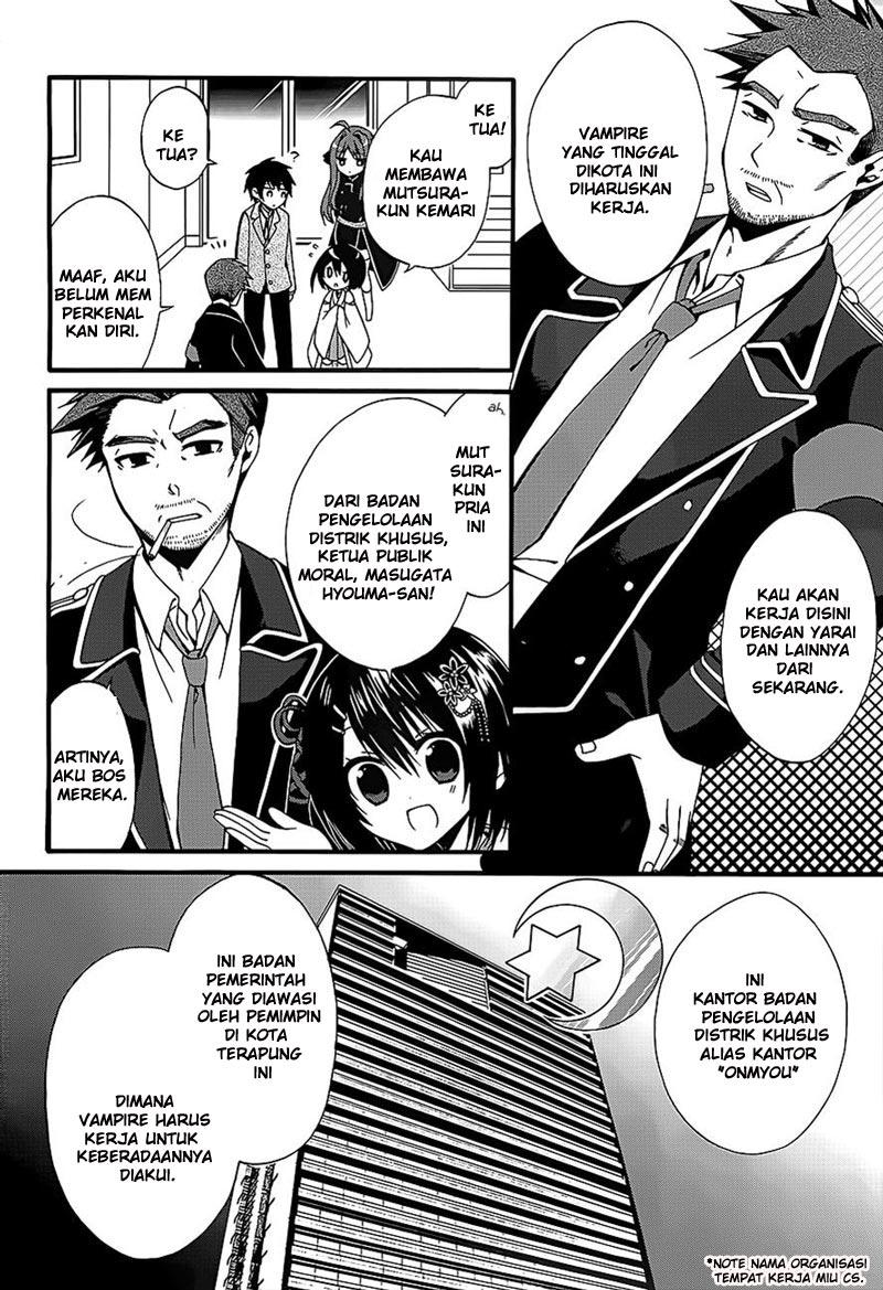 Komik dracu riot 003 4 Indonesia dracu riot 003 Terbaru 18|Baca Manga Komik Indonesia|