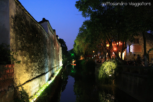 I canali di Suzhou