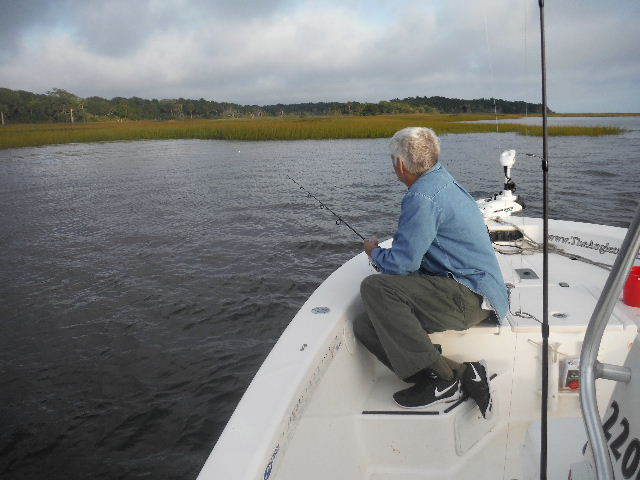 Amelia island fishing reports trout flash for Dicks fishing license
