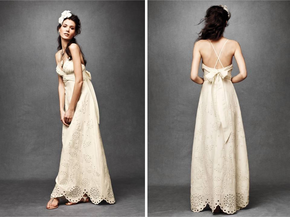 Wedding Dresses Casual Outdoor Wedding Dresses