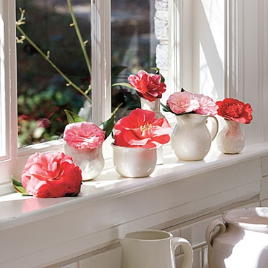 Spring flowers floral inspiration home decorating 4