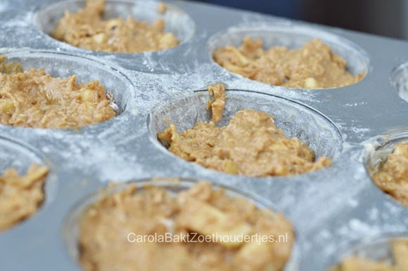 Cake met pastinaak en appel Yvette van Boven