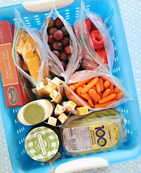 Kid-Friendly School Lunch Ideas