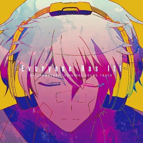 [MUSIC] Re:␣HAMATORA ORIGINAL SOUND TRACK Everyone Has It! TV リプライ ハマトラ オリジナル・サウンドトラック Everyone Has …