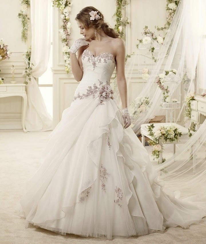 2015 Colet Collection of Nicole Spose Wedding Dresses