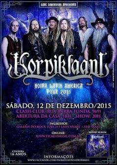 Korpiklaanl Brazil tour 2015