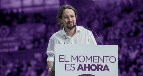 """Pablo Iglesias: """"Podemos no apoyará una alianza en la que figure Ciudadanos"""""""