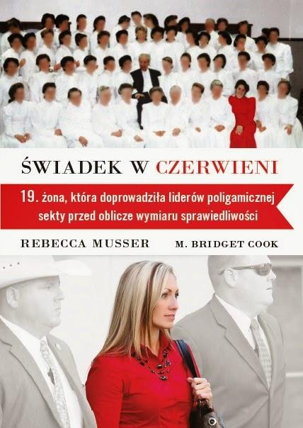 Książka kobiety, która opuściła sektę. Premiera 22 kwietnia!